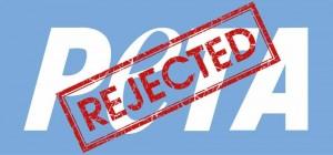 PETA-rejected